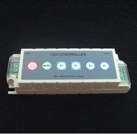 Common 6key controller;DC12V-24V input;P/N:LN-CON-C6KEY-3CH-12V