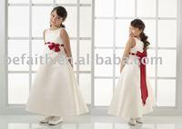 FL-1315 Free Shipping Lovely Flower Girl Dresses