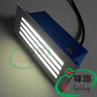 Free shipping wholesale LED underground light LED Buried lights LED lamps led wall light 2W 27LED IP68 Warranty 2 years