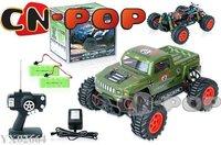rc car 1:16 RC Truck 4WD Electric Power On-Road car Radio Remote Control car toy free shipping