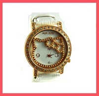 Наручные часы 10pcs/lot Mixed Bulk Lots 10pcs Stylish Lady Wrist Women Watch A42