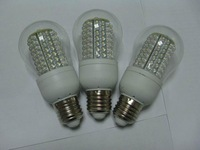 LED Corn Light with E27 Base;66pcs 5mm dip led;3.5-4W;320-400 lm;P/N:HA005J