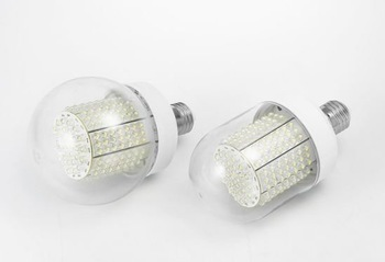 LED bulb with E27 Base;152pcs 5mm dip led;7-8W;610-840 lm;P/N:HA014A