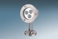 3*1W LED Underwater Light;DC12V input;IP68;