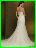 Free shipping wedding dresses & bridal dresses mia solano-M1045Z