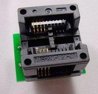 SOIC8-DIP8 adapter (~200mil) SA684
