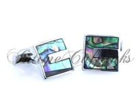 free shipping , shell cufflinks (it1036)  abalone cuffinks for men's gift