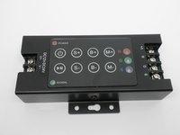 LED 8key controller;DC12V input; 8A*3channels output;P/N:CON-8KEY-3CH-LV