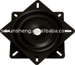 Furniture hardware fitting ,Chair wheel,swivel plate(China (Mainland))
