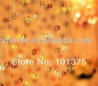 AC0002 Handmade Acrylic crystal bead curtain / Room Divider / Window Curtain