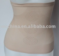 Far infrared Rays Tournaline post pregnant high waist tummy shrink shaper free shipping