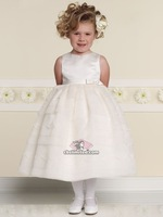 Flower girl dress clothes for children dress wedding 26 performances  FL-675