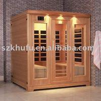 dry sauna cheops 8955 FINLAND WHITE SPRUCE,BURMA RED PINE,CANADA HEMLOCK,RED CEDAR,RUSSIA PINE,CE,FCC,ROHS,ISO9001,ISO14001
