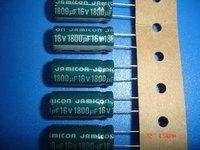JAMICON Electrolytic Capacitor 50V 10UF