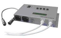 DMX Controller(LCD display);DC5V/12V/18V/24 input, please advise,P/N:KL-DMXCON-3CH-LV