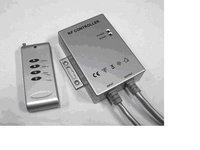 waterproof LED RF common controller;DC5V/12V/24V input optional, please advise;P/N:KL-CON-RF4B(S)-3CH-LV