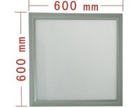 led panel light;700pcs 3528 led;size:600mm*600mm;42W;warm white