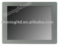 """15"""" bus lcd advertising player with free shipping"""