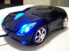 Формы автомобиля оптическая мышь ноутбука управление интерфейс USB игровая мышь новое 5 шт./лот