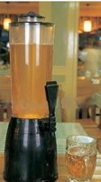 high quanlity beer tower beer cooler with inner ice bank
