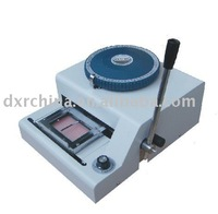 Gift card embosser+Free Shipping,With Big and Small number option,manual press