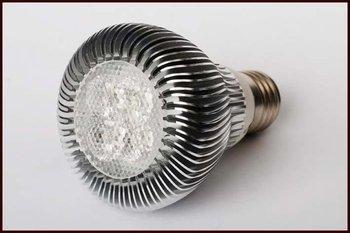 LED Par light;PAR20;5*1W;AC100-240V input;E27 base