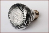 LED Par light;PAR20;5*1W;AC100-240V input;E27 base