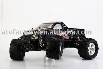 1:8 brushless rc car