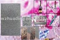 Fashional Decorative Crystal Rhinestone Stickers