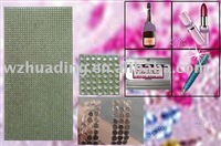 Fashional Decorative Crystal Acrylic Stickers