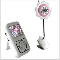New 2.4GHz Wireless Palm Baby Monitor