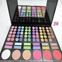 blush Palette 10pcs/lot Makeup Cosmetics 78 Piece eyeshadows