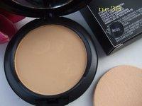 Lowest Price+Free shipping (50pcs)NEW Studio fix powder foundation fond de teint poudre +powder puffs 15g