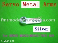 F01474,   Hot Sale New F-MD933-M Servo Metal Arms For  MD922 MD933  T-rex Trex 450