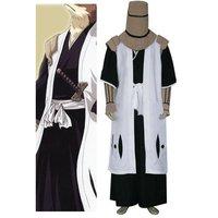 Bleach 7th Division Captain Komamura Sajin Cosplay Costume