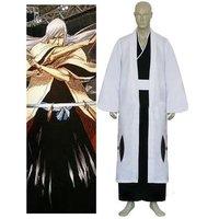 Bleach 13th Division Captain Ukitake Juushiro Cosplay Costume