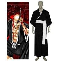 Bleach Ikkaku Madarame Cosplay Costume