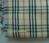 F1048n7 Classic Lattice Cloth checked small tartan plaid blended fabric yarn dyed for Clothing Yard
