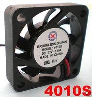 DC Cooling Fan 9 Blade 5V 12V 24V 40mm x40mmx10mm NEW