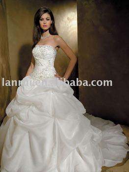 free shipping popular designer wedding dresses
