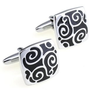 Fashion Cufflink 6pcs Wholesale Free Shipping / Antique Design(China (Mainland))