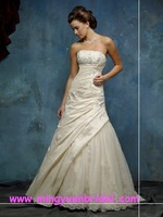 2010 wedding dress w2026
