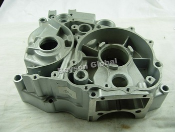 Free Shipping Left Crankcase for CG150cc Engine Dirt Bike,ATV Parts@87139