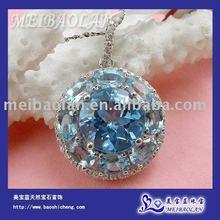 10k Gold Pendant Jewelry(AB0019)(China (Mainland))