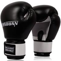 Kangrui boxing gloves adult sanda glove semi-finger child sandbagged professional