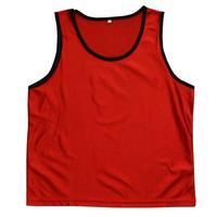 Vest paintless blank soccer jersey vest sports vest