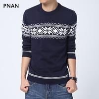 Thin sweater male autumn long-sleeve sweater autumn thin men's sweater pullover sweater