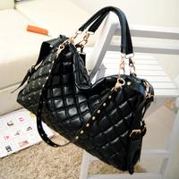 New Arrivel Autumn Winter Women's Handbag Shoulder Bag Classic Noble Elegant Handbag Cross-body Bag Women's Big Bubble