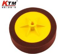 KTM 6 Inch Car Polishing Ball Polishing Disc Sponge Ball Thickening Sponge Wheel Gloss Seal For Car Paints - 1 PCS