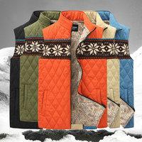 New arrival autumn winter men vest hot men's vest lovers waistcoat M--5XL
